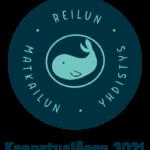 Reilun matkailun yhdistyksen kannatusjäsen 2021 logo